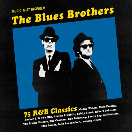 Music That Inspired The Blues Brothers