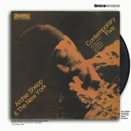 Contemporary Five w/ Don Cherry 180 Gram
