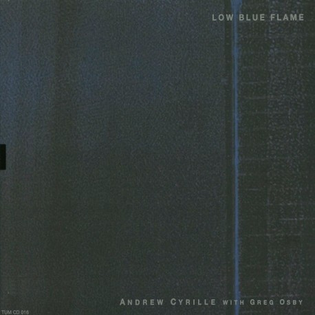 Low Blue Flame