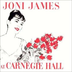 Joni James at Carnegie Hall