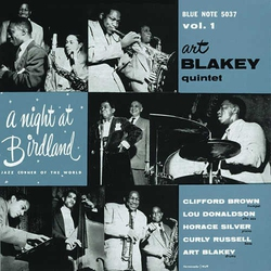 A Night at Birdland, Vol 1
