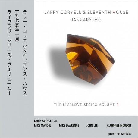 January 1975 - Livelove Series - Vol. 1
