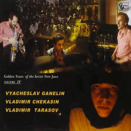 Golden Years of the Soviet New Jazz Vol. .4