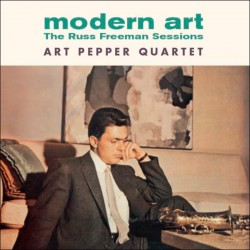 Modern Art: The Russ Freeman Sessions