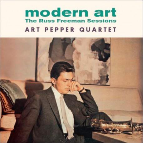 Modern Art: The Russ Freeman Sessions