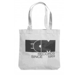 "ECM Tote Bag ""Logo 1969"" grey"
