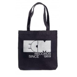 "ECM Tote Bag ""Logo 1969"" black"