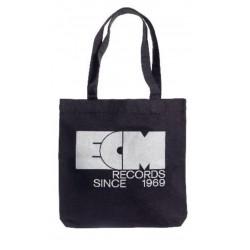 "ECM Tote Bag ""Logo 1969"" black"