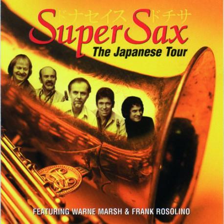 Supersax: the Japanese Tour Vol.1