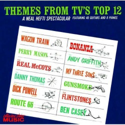 Themes from Tv`S Top 12