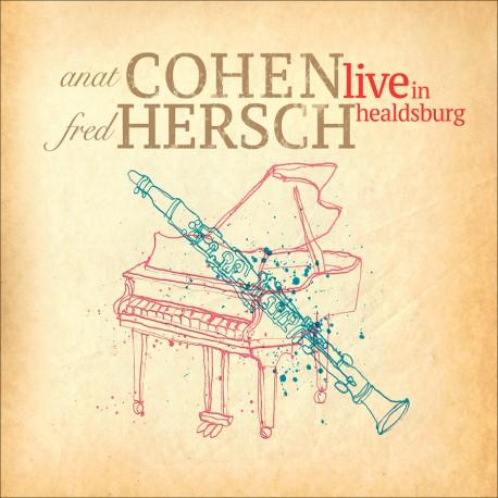 Live in Healdsburg w/ Fred Hersch