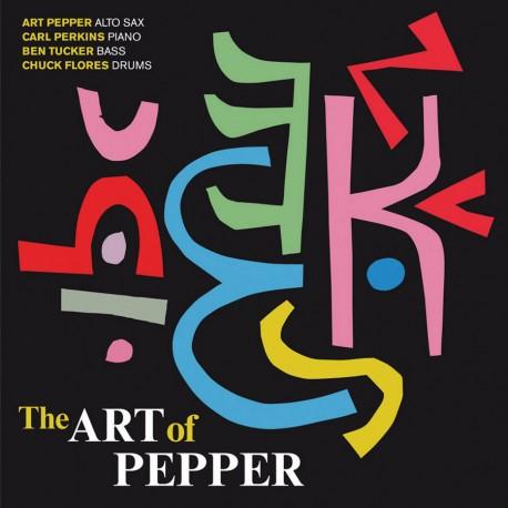 The Art of Pepper + 3 Bonus Tracks