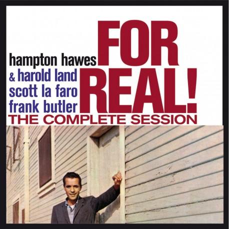 For Real - Complete Session + 5 Bonus Tracks