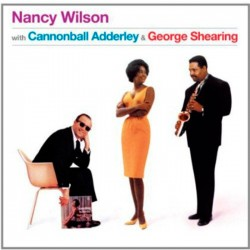 With Cannonball Adderley and George Shearing