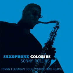 Saxophone Colossus (Colored Vinyl)