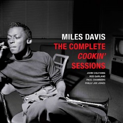 The Complete Cookin´ Sessions (4LP Box Set)