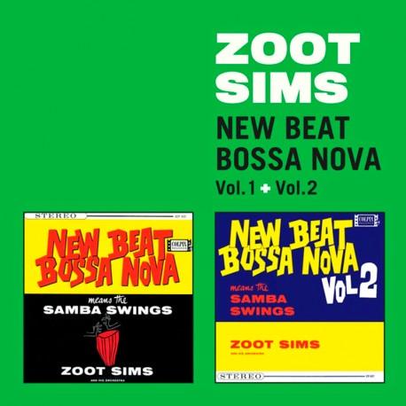 New Beat Bossa Nova Vol.1 + Vol.2