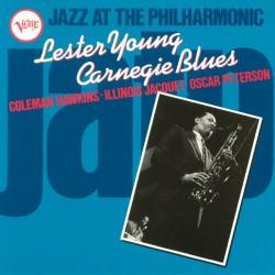 Carnegie Blues: Jazz at the Philarmonic