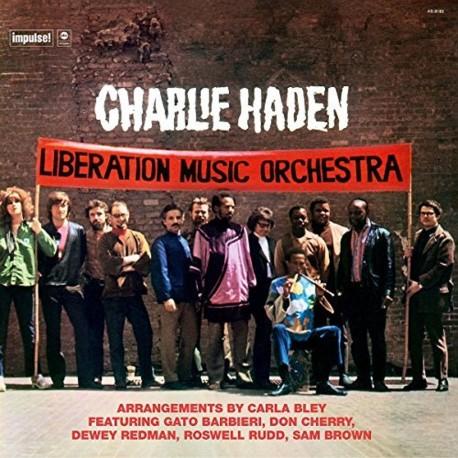 Liberation Music Orchestra (Gatefold)