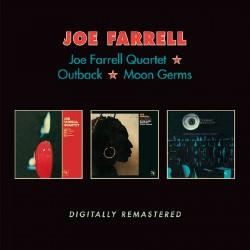 Joe Farrell Quartet + Outback + Moon Germs
