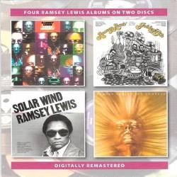 Funky Serenity + Golden Hits + Solar Wind + Sun G.