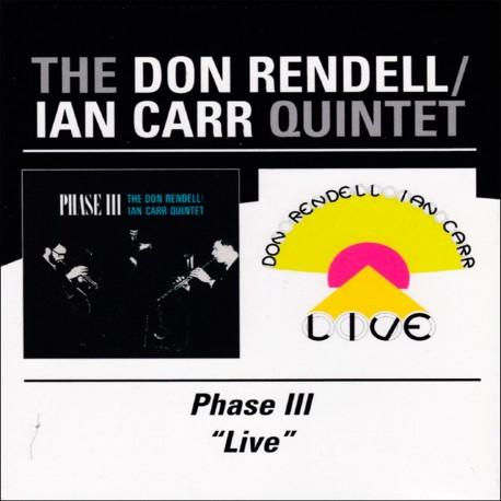 """Phase III / """"Live"""""""