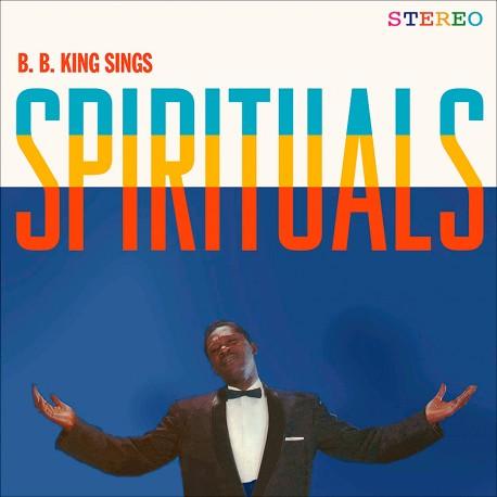 Sings Spirituals + 4 Bonus Tracks