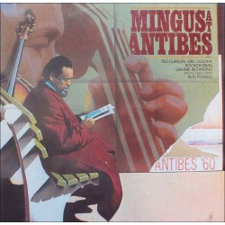 Mingus At Antibes (Gatefold)
