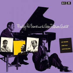 And the Oscar Peterson Quartet