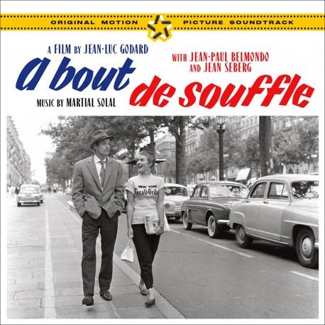 Jean-Luc Godard´s `A bout de souffle´ Soundtrack