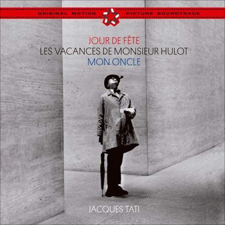 Jour de Fete + Les Vacances de M. Hulot + Mon Oncl