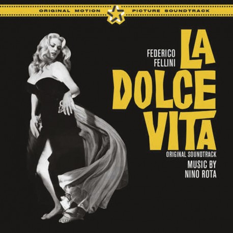 Federico Fellini´s La Dolce Vita + 7 Bonus