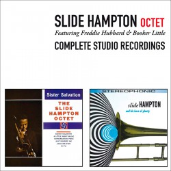 Slide Hampton Octet. Complete Studio Recordings