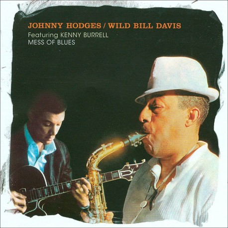 Mess of Blues feat. Kenny Burrell