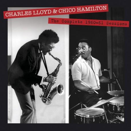 The Complete 1960-61 Sessions w/ Chico Hamilton