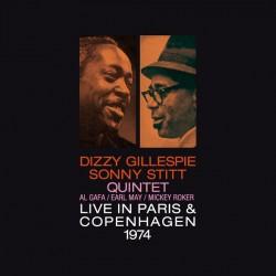 Live in Paris and Copenhagen 1974