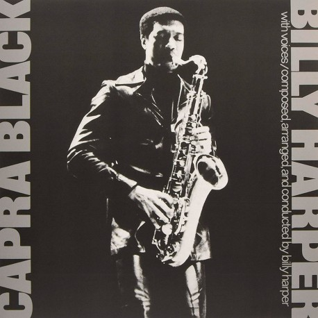 Billy Harper – Capra Black