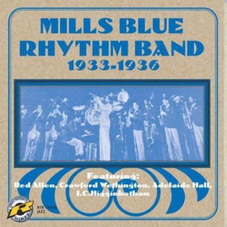 Mills Blue Rhythm Band 1933-36