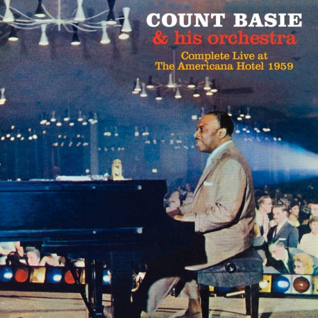 Complete Live at the Americana Hotel 1959