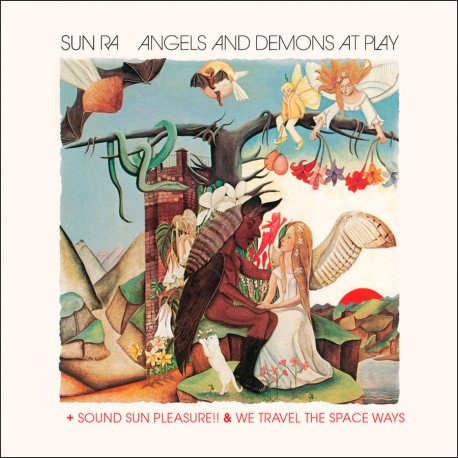 Angels and Demons at Play  - 3 Lps on 1 Cd