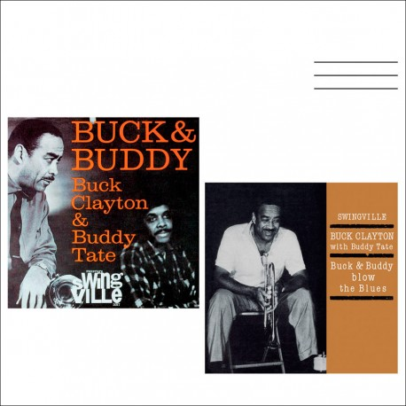 Buck and Buddy + Buck and Buddy Blow the Blues