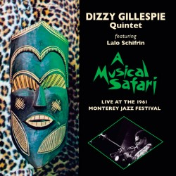 A Musical Safari. Live at Monterey Jazz Fest 1961