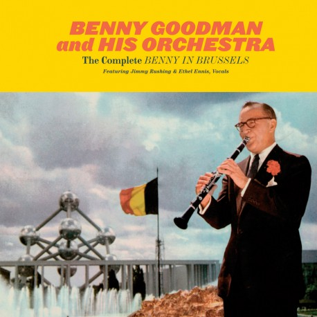 The Complete Benny in Brussels