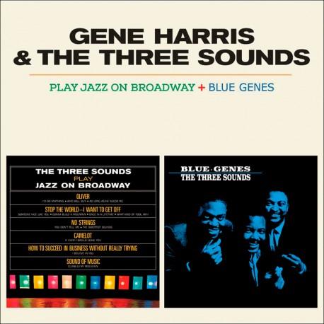 Play Jazz on Broadway + Blue Genes