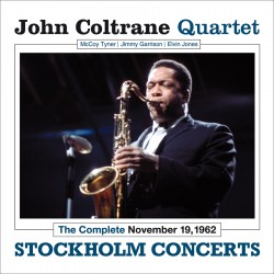 The Complete November 19, 1962 Stockholm Concerts