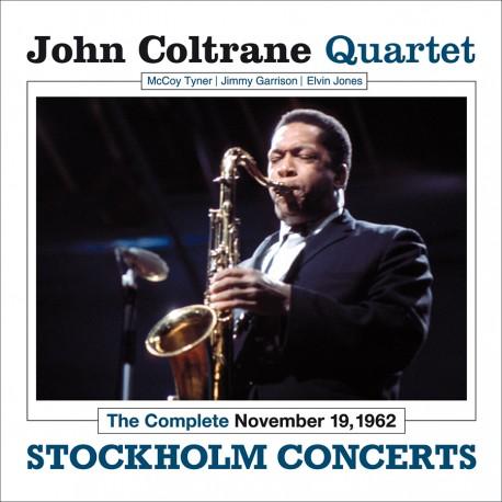 The Complete November 19, 1962 Stockholm Concerts