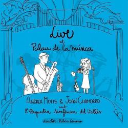 Live at Palau de la Musica W/ Joan Chamorro