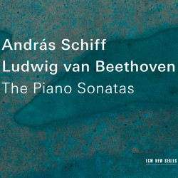 Ludwig Van Beethoven Piano Sonatas - Comp. Edit.