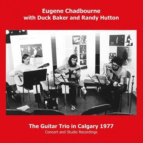 The Guitar Trio In Calgary 1977
