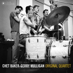 Chet Baker-Gerry Mulligan Original Quartet